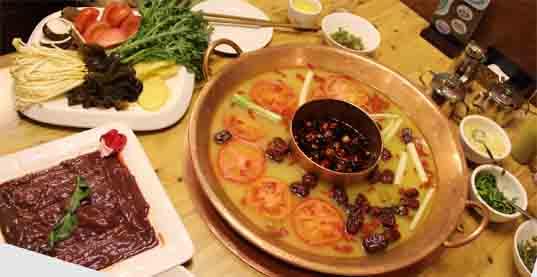 fondue chinoise chengdu