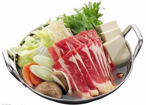 fondue chinoise ingrédients