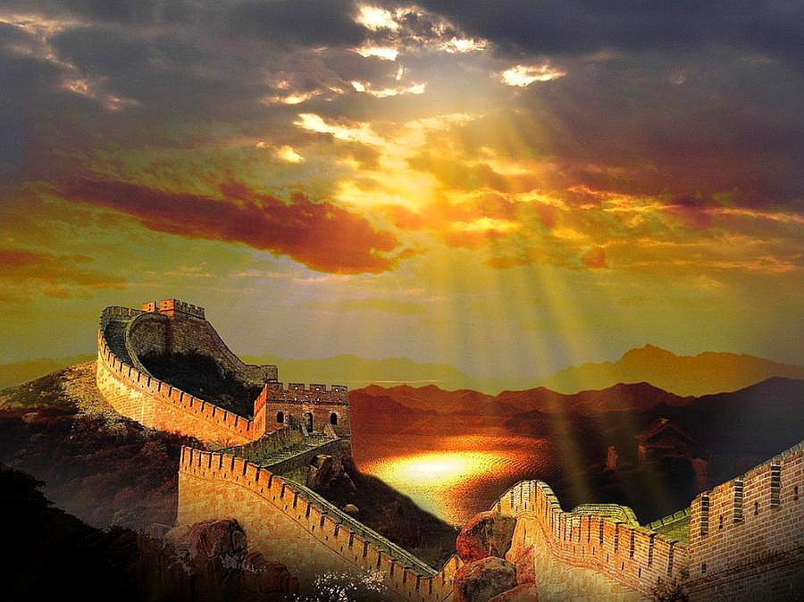 muraille de chine photo