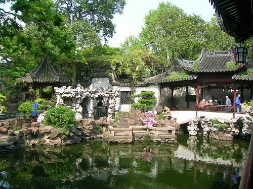 jardins classiques de Suzhou - jardin-maitre-filet-suzhou
