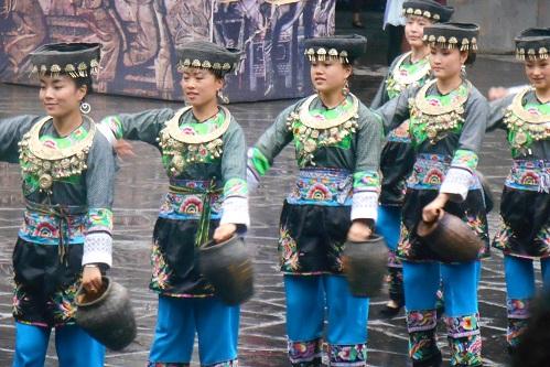 minorité miao hunan
