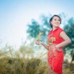 Histoire de la Robe Chinoise Qipao