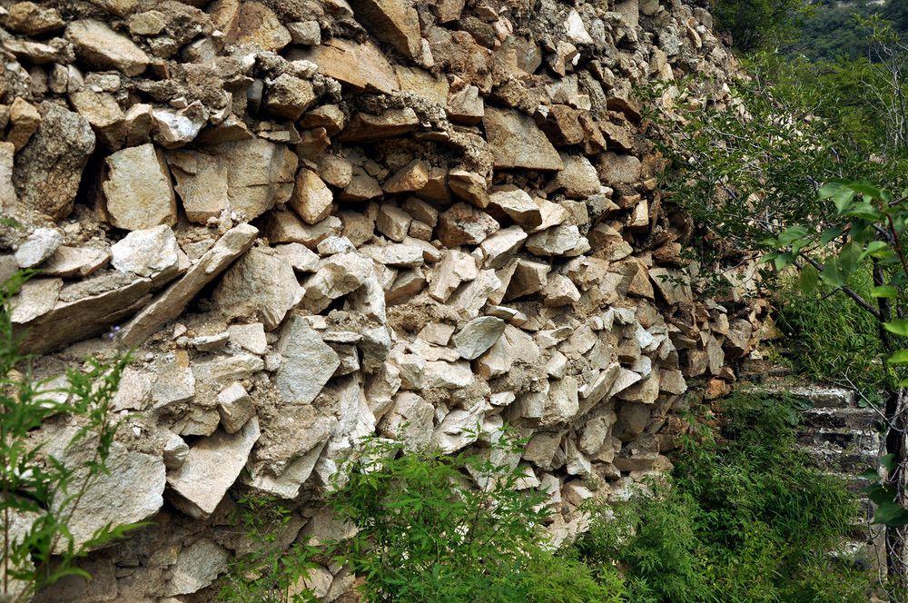 Grande Muraille a été construite0000