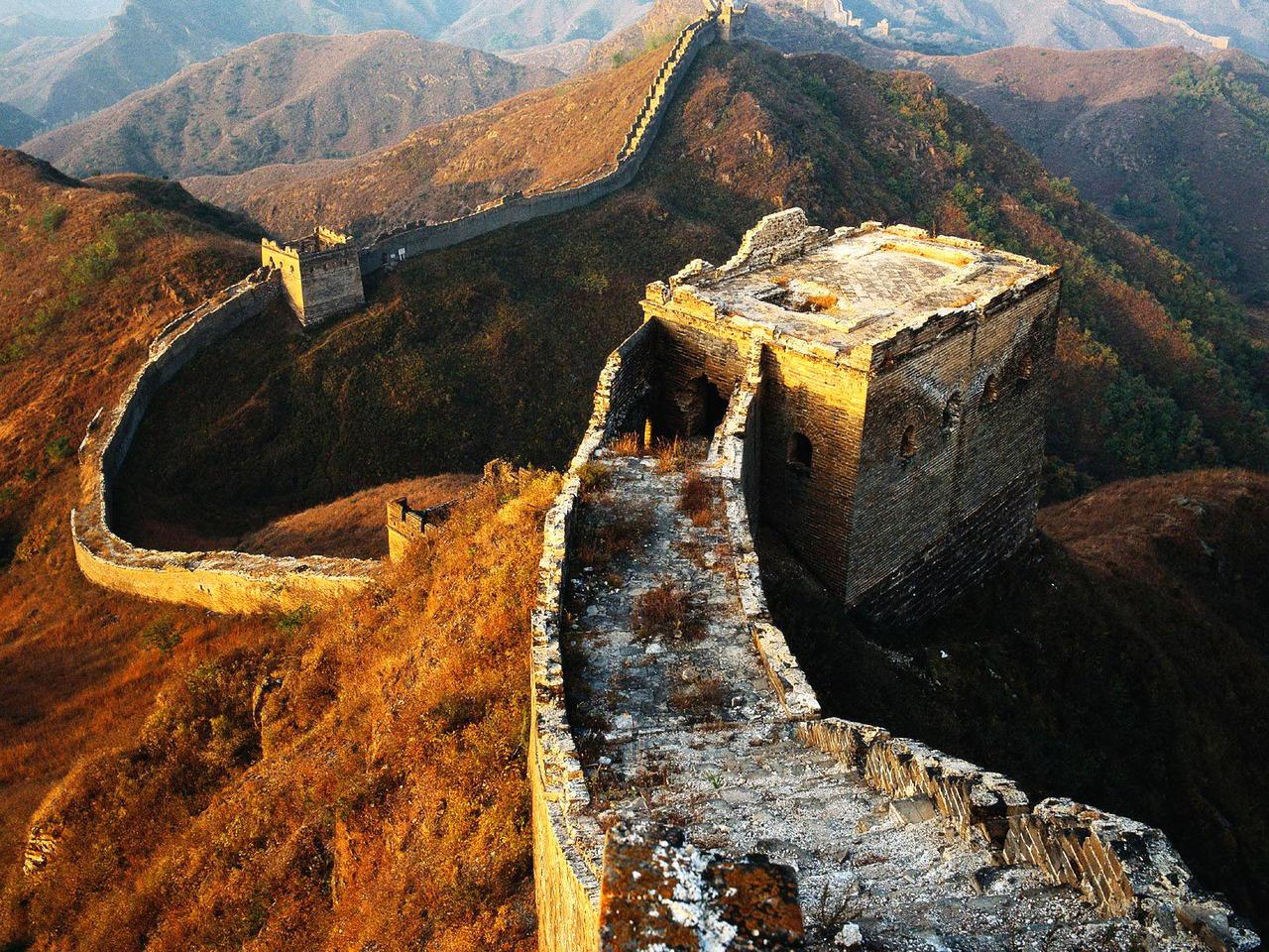 Muraille de Chine de Gubeikou