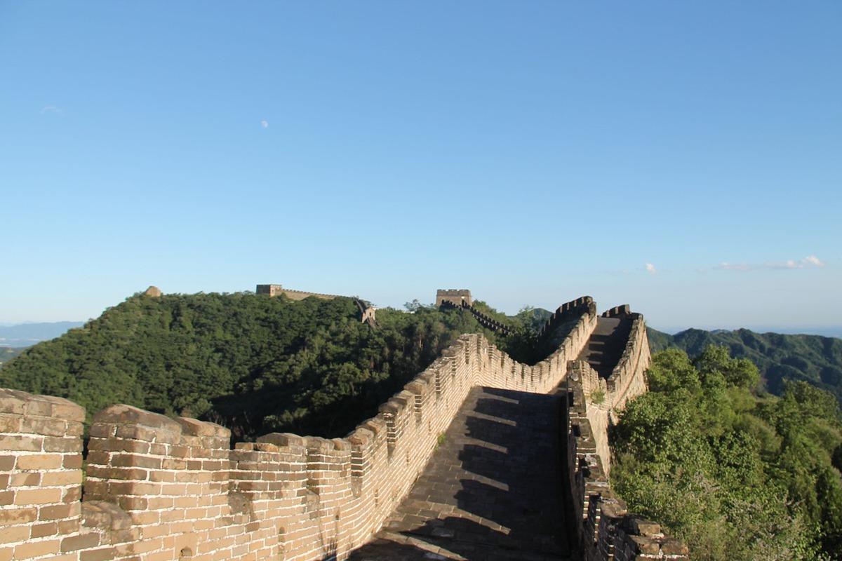 Muraille de Chine de Mutianyu