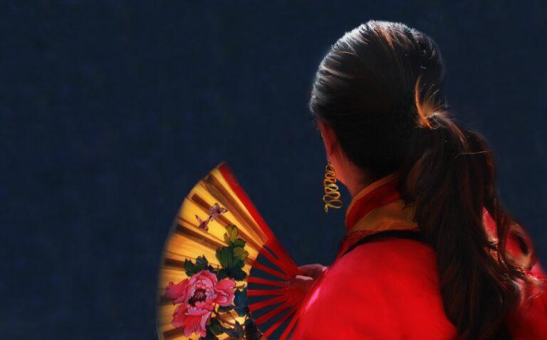 qipao nouvel an chinois